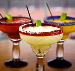 Margaritas – Key Lime Pie, Strawberry, Mango